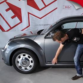TOTAL COVERING Préparation du véhicule